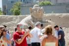 Jelgavā  aizvadīts jau 12. Starptautiskais smilšu skulptūru festivāls 11
