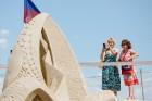 Jelgavā  aizvadīts jau 12. Starptautiskais smilšu skulptūru festivāls 22