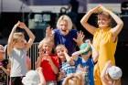 Jelgavā  aizvadīts jau 12. Starptautiskais smilšu skulptūru festivāls 24