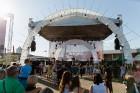 Jelgavā  aizvadīts jau 12. Starptautiskais smilšu skulptūru festivāls 35