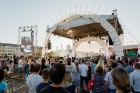 Jelgavā  aizvadīts jau 12. Starptautiskais smilšu skulptūru festivāls 46