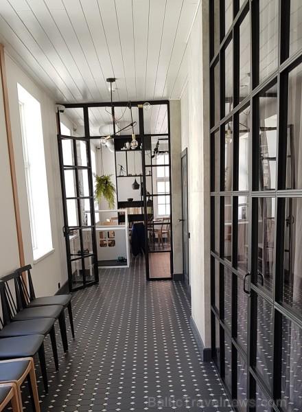 Cēsīs ir atvēta jauna viesnīca un restorāns «H.E. Vanadziņš Ziemeļu restorāns»