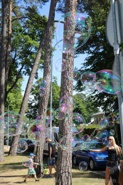 Jūrmalā jau otro sezonu atklāj ielas ēdienu festivāls «Gourmet Fair»