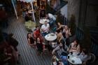 «Pullman Riga Old Town» viesnīcā ar ballīti atklāta skaistā jumta terase 36