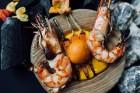 Vecrīgas restorāns «St.Petrus» iepazīstina ar jaunu ēdienkarti 9