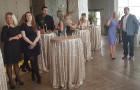 Pārdaugavas viesnīca «Bellevue Park Hotel Riga» atklāj restorāna «Le Sommet» jumta terasi ar burvīgu Rīgas skatu. Foto: Samsung Galaxy Note8 37