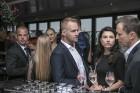 «Grand Hotel Kempinski Riga» atklāj panoramas bāru-restorānu «Stage 22» 4