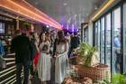 «Grand Hotel Kempinski Riga» atklāj panoramas bāru-restorānu «Stage 22» 15