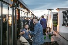 «Grand Hotel Kempinski Riga» atklāj panoramas bāru-restorānu «Stage 22» 19