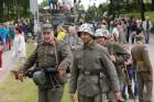 Cēsīs ar kauju rekonstrukciju un dejām, svin Latvijas Uzvaras dienu 31