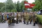 Cēsīs ar kauju rekonstrukciju un dejām, svin Latvijas Uzvaras dienu 37