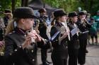 Cēsīs ar kauju rekonstrukciju un dejām, svin Latvijas Uzvaras dienu 52