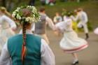 Cēsīs ar kauju rekonstrukciju un dejām, svin Latvijas Uzvaras dienu 78