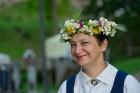 Cēsīs ar kauju rekonstrukciju un dejām, svin Latvijas Uzvaras dienu 88