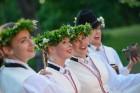 Cēsīs ar kauju rekonstrukciju un dejām, svin Latvijas Uzvaras dienu 93
