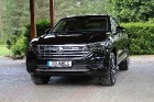 Golfa klubā «Viesturi» tiek prezentēts jaunais apvidus automobilis «Volkswagen Touareg» 2
