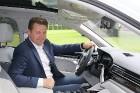 Golfa klubā «Viesturi» tiek prezentēts jaunais apvidus automobilis «Volkswagen Touareg» 3