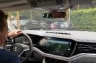 Golfa klubā «Viesturi» tiek prezentēts jaunais apvidus automobilis «Volkswagen Touareg» 5