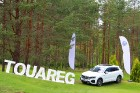Golfa klubā «Viesturi» tiek prezentēts jaunais apvidus automobilis «Volkswagen Touareg» 11