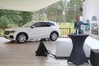 Golfa klubā «Viesturi» tiek prezentēts jaunais apvidus automobilis «Volkswagen Touareg» 18