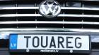 Golfa klubā «Viesturi» tiek prezentēts jaunais apvidus automobilis «Volkswagen Touareg» 30