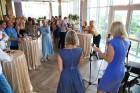 «Bellevue Park Hotel Riga» skaisto jumta terasi «Le Sommet» atklāj ar bagātīgu ballīti 48