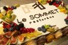 «Bellevue Park Hotel Riga» skaisto jumta terasi «Le Sommet» atklāj ar bagātīgu ballīti 56