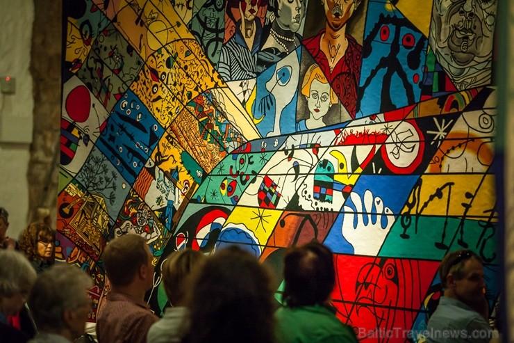 Atklāj 17. Introvertās mākslas festivālu AD LUCEM