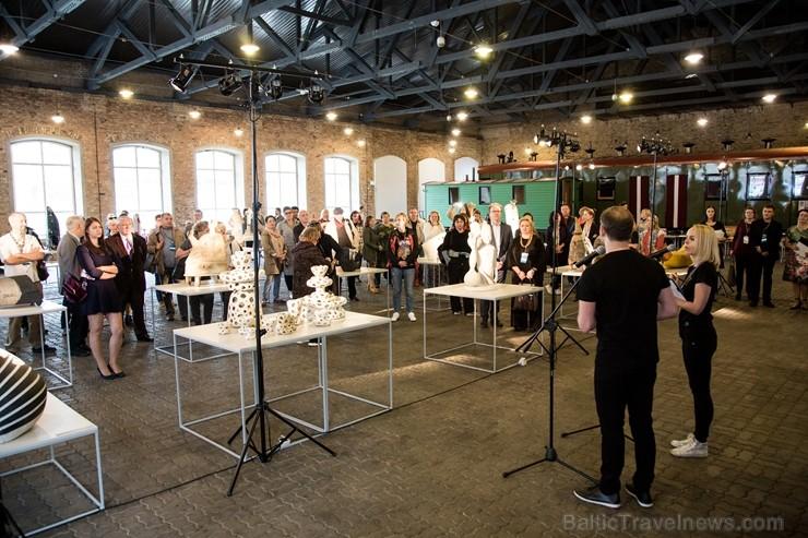 Latvijā norisinās II Latvijas starptautiskās keramikas biennāle