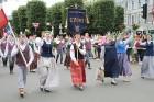 Dziesmu un deju svētku atklāšanas gājiens pulcē Rīgā visus Latvijas novadus (601-700) 11