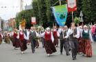 Dziesmu un deju svētku atklāšanas gājiens pulcē Rīgā visus Latvijas novadus (601-700) 17
