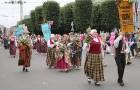 Dziesmu un deju svētku atklāšanas gājiens pulcē Rīgā visus Latvijas novadus (601-700) 18