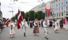 Dziesmu un deju svētku atklāšanas gājiens pulcē Rīgā visus Latvijas novadus (601-700) 20