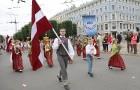 Dziesmu un deju svētku atklāšanas gājiens pulcē Rīgā visus Latvijas novadus (601-700) 22