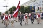 Dziesmu un deju svētku atklāšanas gājiens pulcē Rīgā visus Latvijas novadus (601-700) 25