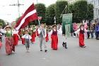 Dziesmu un deju svētku atklāšanas gājiens pulcē Rīgā visus Latvijas novadus (601-700) 26
