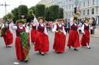 Dziesmu un deju svētku atklāšanas gājiens pulcē Rīgā visus Latvijas novadus (601-700) 27