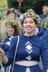 Dziesmu un deju svētku atklāšanas gājiens pulcē Rīgā visus Latvijas novadus (601-700) 36