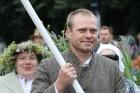 Dziesmu un deju svētku atklāšanas gājiens pulcē Rīgā visus Latvijas novadus (601-700) 42