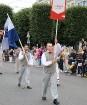 Dziesmu un deju svētku atklāšanas gājiens pulcē Rīgā visus Latvijas novadus (601-700) 45