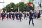 Dziesmu un deju svētku atklāšanas gājiens pulcē Rīgā visus Latvijas novadus (601-700) 57