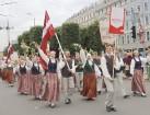 Dziesmu un deju svētku atklāšanas gājiens pulcē Rīgā visus Latvijas novadus (601-700) 59