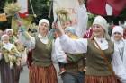 Dziesmu un deju svētku atklāšanas gājiens pulcē Rīgā visus Latvijas novadus (601-700) 60