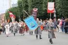 Dziesmu un deju svētku atklāšanas gājiens pulcē Rīgā visus Latvijas novadus (601-700) 63