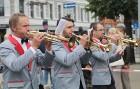 Dziesmu un deju svētku atklāšanas gājiens pulcē Rīgā visus Latvijas novadus (601-700) 70