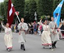 Dziesmu un deju svētku atklāšanas gājiens pulcē Rīgā visus Latvijas novadus (601-700) 75