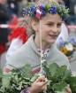Dziesmu un deju svētku atklāšanas gājiens pulcē Rīgā visus Latvijas novadus (601-700) 81