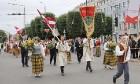 Dziesmu un deju svētku atklāšanas gājiens pulcē Rīgā visus Latvijas novadus (601-700) 88