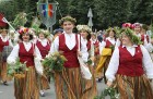 Dziesmu un deju svētku atklāšanas gājiens pulcē Rīgā visus Latvijas novadus (601-700) 89
