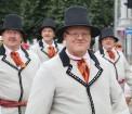 Dziesmu un deju svētku atklāšanas gājiens pulcē Rīgā visus Latvijas novadus (601-700) 90